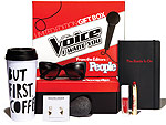Attention The Voice Fans: Bring a Piece of the Show Home with the New PEOPLE Gift Box