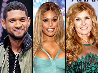 Usher, Connie Britton, Laverne Cox, Sophia Bush and More Added to All-Star Global CitizenFestival Lineup