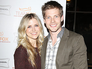 Hunter Parrish Is Married to Kathryn Wahl – See the Photos!
