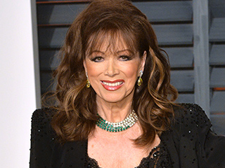 The Glamorous Life and Times of Jackie Collins