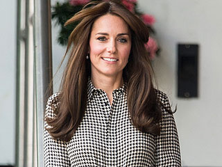 Princess Kate Has 'Aura of Princess Diana' Meeting with Kids
