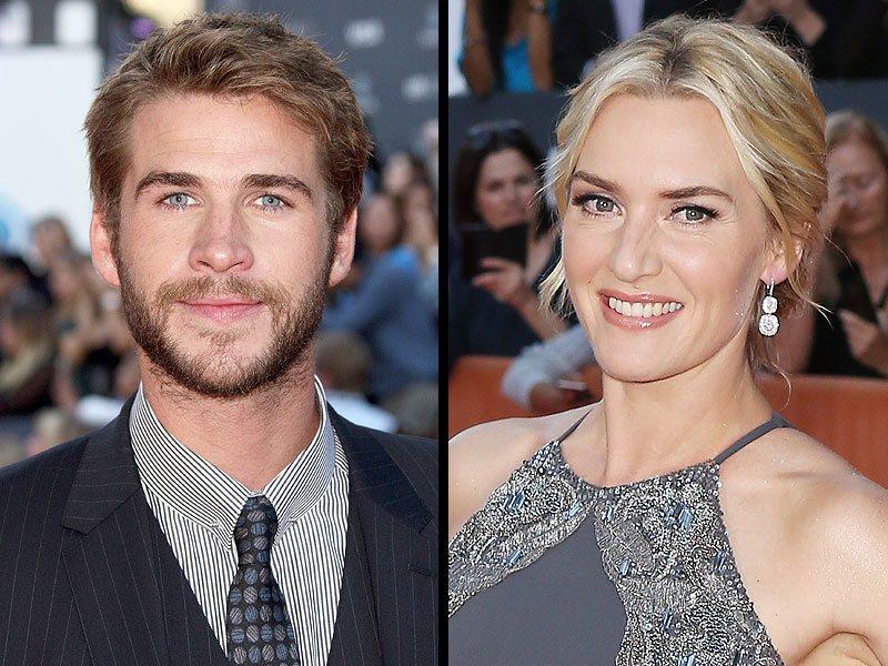 Kate Winslet: Daughter Was Jealous over Mom's Love Scenes with Liam Hemsworth