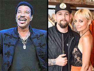 Lionel Richie Slams Reports Daughter Nicole and Husband Joel Madden Are Splitting: 'They Are So Happy' – and 'Laugh At' the Rumors