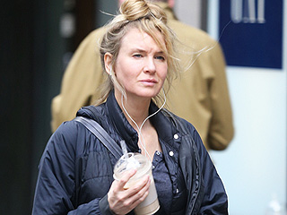 Prepping for the Part: Renée Zellweger Secretly Visits British News Show for Bridget Jones' Baby