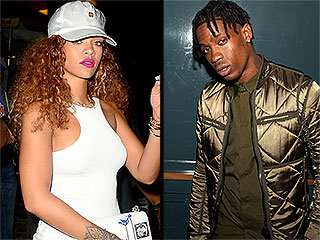 Rihanna Announces Tour with Rumored Love Interest Travis Scott