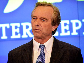 New Book Details Robert F. Kennedy Jr.'s Troubled Marriages