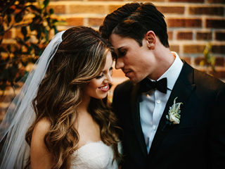 The Vampire Diaries' Kayla Ewell Marries Tanner Novlan – See the Photos