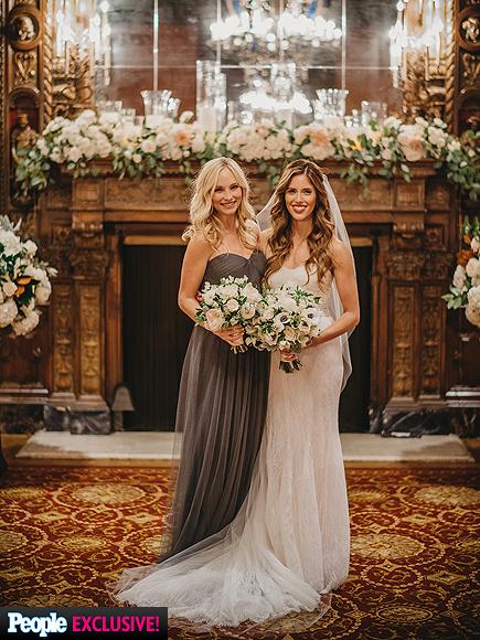 Kayla Ewell Marries Tanner Novlan| Marriage, Weddings, The Vampire Diaries