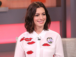 Anne Hathaway Urges Fans to Help Hollywood Producer Cure His Young Daughters' Rare Brain Disease