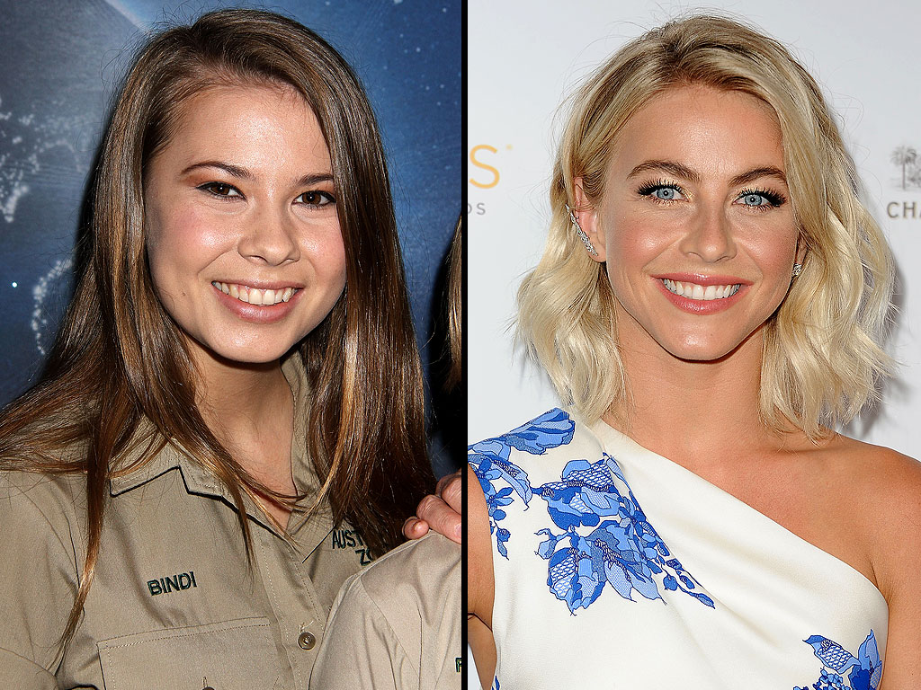 Julianne Hough Says Bindi Irwin Is a 'Great' Role Model for Young Girls: 'She Is So Comfortable in Her Own Skin'  Dancing With the Stars, People Picks, TV News, Bindi Irwin, Julianne Hough