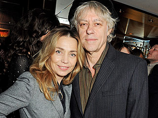Bob Geldof Throws Star-Studded Wedding Party