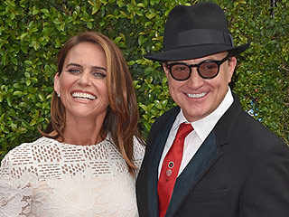 Transparent Costars Bradley Whitford and Amy Landecker Are Reportedly Dating!