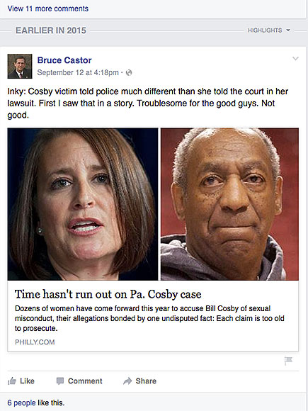 Alleged Victim of Bill Cosby Will Cooperate with Prosecutors if Charges Are Brought Against Him| Crime & Courts, Real People Stories, Bill Cosby