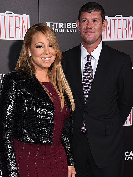 'Alpha Woman' Mariah Carey and 'Alpha Male' James Packer Are 'Match Made in Heaven,' Says Pal | Couples, Mariah Carey