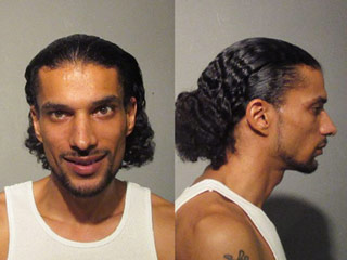 American Idol Star Corey Clark Arrested on Felony Aggravated Harassment Charges, Held on $20K Bail