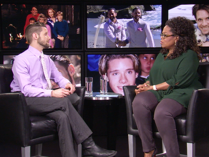 Danny Pintauro Reveals HIV-Positive Status and His Mission to Become a 'Beacon of Light' in the Gay Community| Health, TV News, Danny Pintauro, Oprah Winfrey