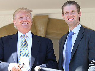 Donald Trump's Son Eric: 'Our Country Will Gain a Lot of Respect Back with My Father as President'