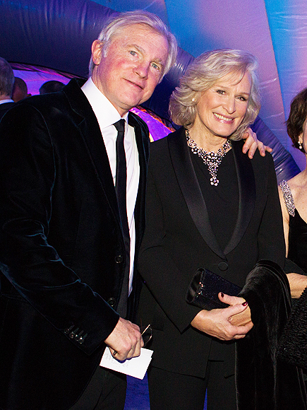 Glenn Close and Husband David Shaw Have Divorced