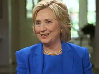 VIDEO: Hillary Clinton Talks to Lena Dunham About Marrying Bill – 'I Actually Turned Him Down Twice'