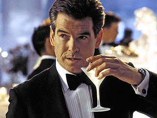 FROM EW: Pierce Brosnan Predicts Next James Bond Will be White and Male