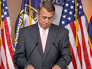 Former House Speaker John Boehner Goes to Work for Cigarette Maker for Potentially Six Times His Congressional Salary