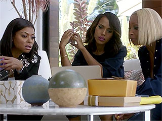 FROM EW: Everyone's Obsessed with This Apple Music Commercial Starring Taraji P. Henson, Kerry Washington and Mary J. Blige