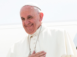 Take a Look Inside Preparations for the Pope's First Full Day In America