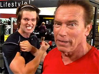 Arnold Schwarzenegger Takes Son Patrick for an Early Morning Birthday Workout – But Mom Maria Shriver Had Other Ideas
