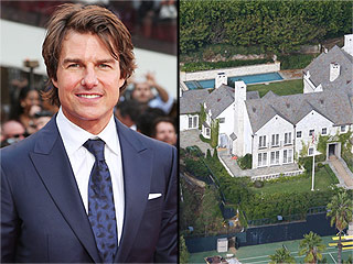 Tom Cruise Is Selling His Beverly Hills Mega-Mansion