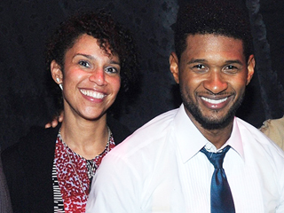 VIDEO: Have Usher and His Fiancée Officially Tied the Knot? Singer Steps Out Wearing Wedding Band