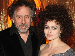 Helena Bonham Carter Has 'Very Precious' Relationship With Ex Tim Burton