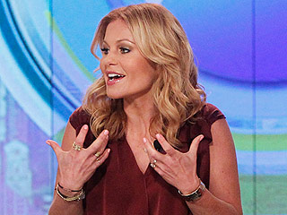 Candace Cameron Bure Dishes on What It's Really Like Behind the Scenes at The View