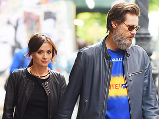 Jim Carrey's Girlfriend Cathriona White Was Married When She Died