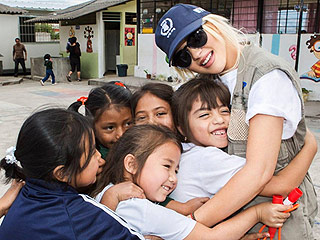 Christina Aguilera on Her Emotional Humanitarian Trip to Ecuador: 'It Is a Part of My Blood'