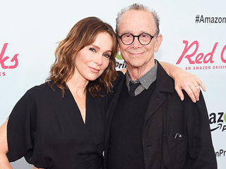 Jennifer Grey Jokes About Father Joel's Changes Since Coming Out: 'He's a Lot More Gay!'