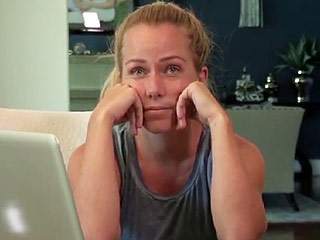 WATCH: Kendra Wilkinson Faces a Sudden Tragedy That Puts an End to Her Bitter, Two-Year Feud with Brother Colin