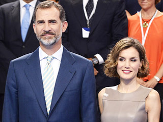 Hold The Tiaras! King Felipe and Queen Letizia's Visit to See Queen Elizabeth Is Canceled