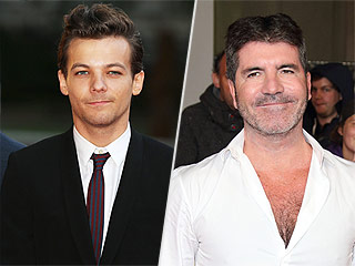 FROM EW: Louis Tomlinson Set to Join Simon Cowell at Judges' Houses on The X Factor U.K.