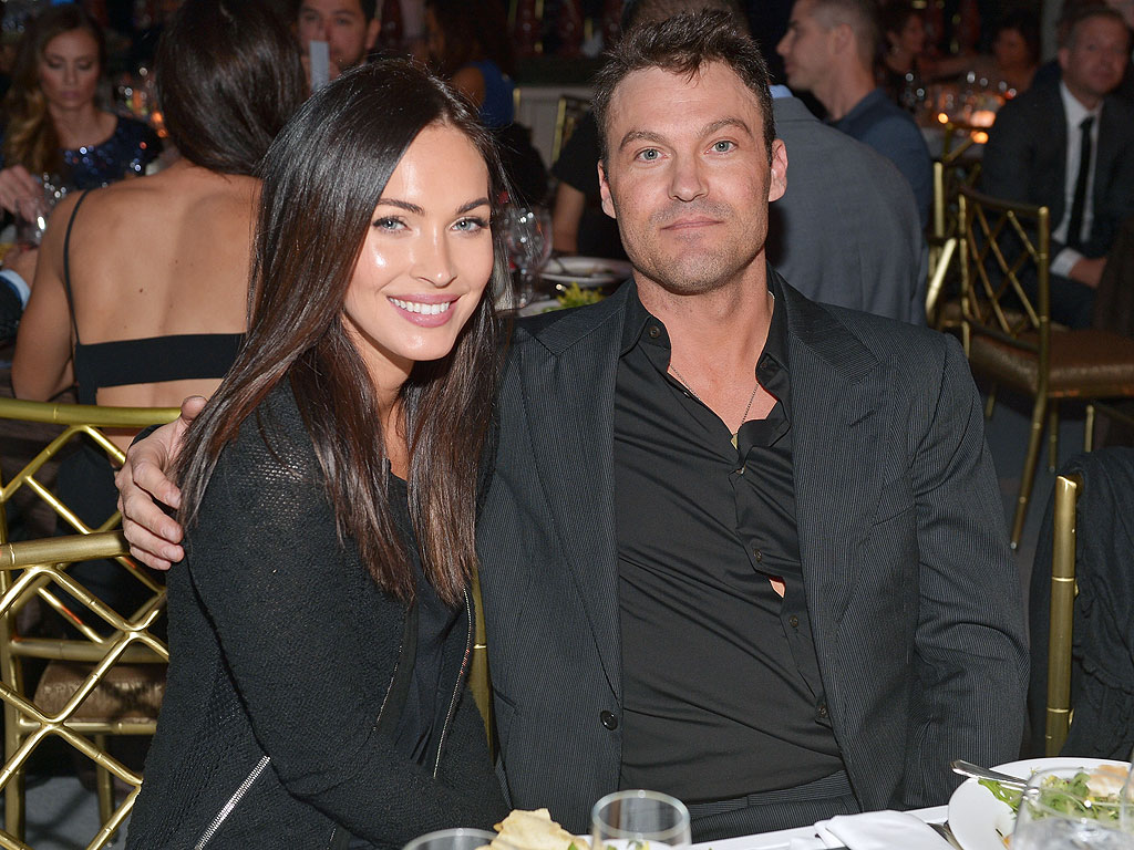 Pregnant Megan Fox and Brian Austin Green Step Out Together for the First Time Since Their Surprise Baby News| People Scoop, Movie News, Brian Austin Green, Megan Fox