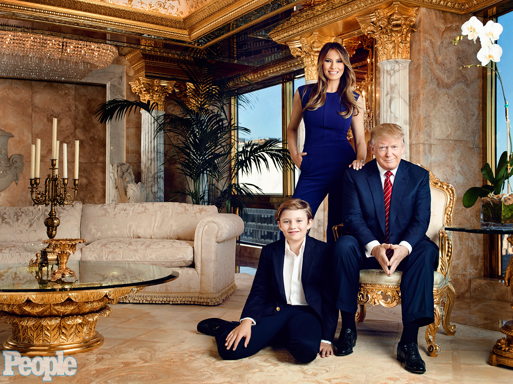 Donald Trump Wont Redecorate The White House If Elected