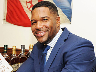 Michael Strahan on His Success: 'I Was Not Always Happy'