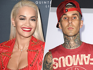 It's True – Rita Ora and Travis Barker Are Dating