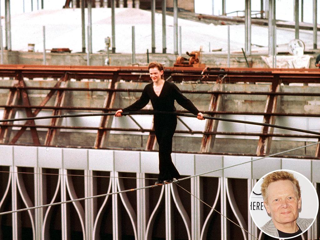 Philippe Petit: Tightrope Artist Recounts World Trade ... Joseph Gordon Levitt Wife