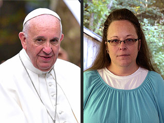 Did Pope Francis Meet with Kim Davis?