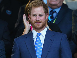 Find Out Prince Harry's Perfect Answer to the Birthday Gift He'd Give the Queen!
