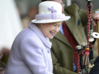 Hear the Bagpipe Tune Composed Especially for Queen Elizabeth (You Might Want to Cover Your Ears)