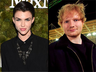 FROM EW: Ed Sheeran and Ruby Rose to Host MTV Europe Music Awards