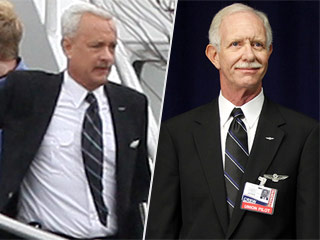 First Look: Tom Hanks as Heroic Pilot Sully Sullenberger