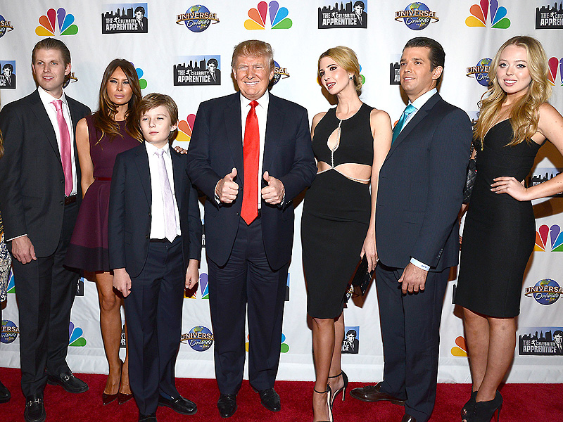 Growing Up Trump: Donald Trump's Four Adult Children Open Up About Life with Their Controversial Dad  Politics and Current Events, Donald Trump, Donald Trump Jr., Ivana Trump, Ivanka Trump, Melania Trump