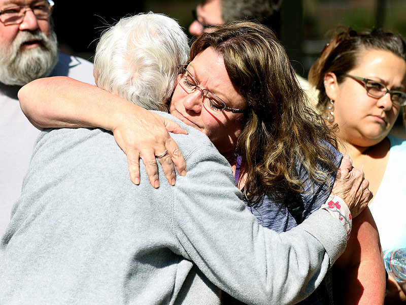 Oregon Shooting: Student to Shooter: 'You aren't getting by me,' gets shot